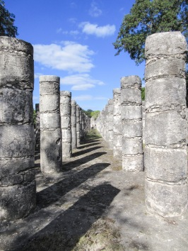 la salle des milles colonnes