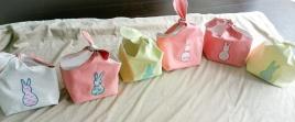 6 petits sacs à friandises