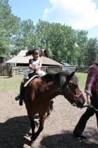 tour en poney