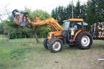 Petit tour de tracteur: le top!