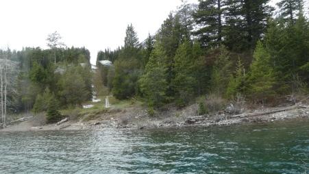 frontière américano canadienne